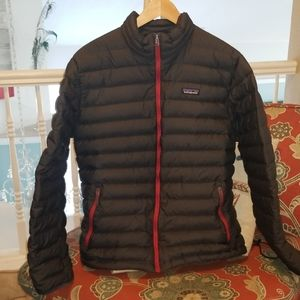 Mens Patagonia down jacket